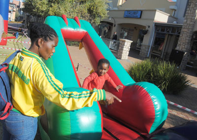 Gladiator Inflatables Funday 36