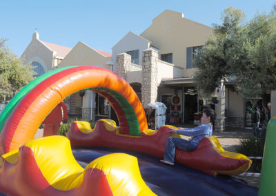 Gladiator Inflatables Funday 40