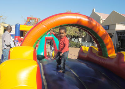 Gladiator Inflatables Funday 42