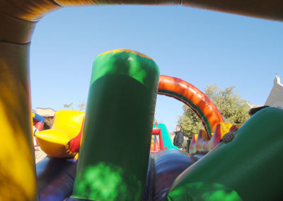 Gladiator Inflatables Funday 43