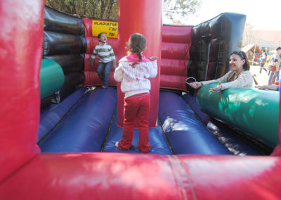 Gladiator Inflatables Funday 45