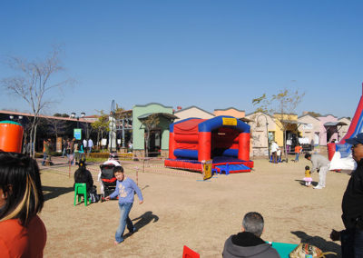 Gladiator Inflatables Funday 47