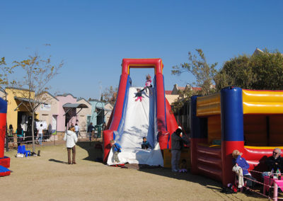 Gladiator Inflatables Funday 48