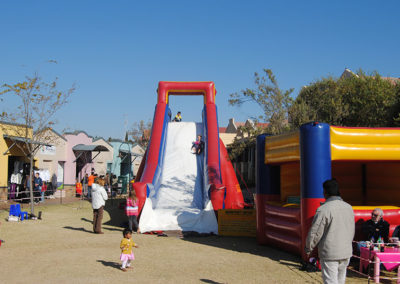 Gladiator Inflatables Funday 49