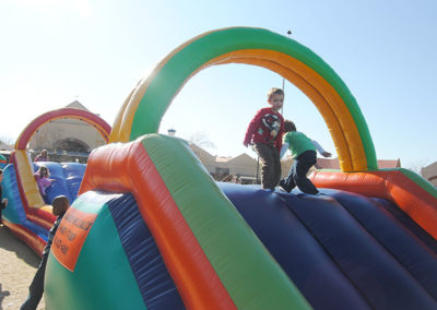 Gladiator Inflatables Funday 50