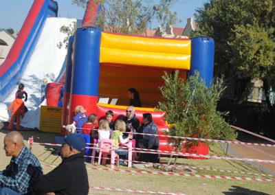 Gladiator Inflatables Funday 52