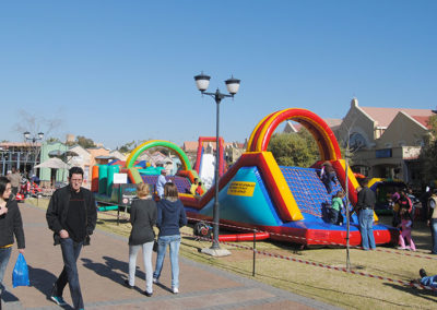 Gladiator Inflatables Funday 54