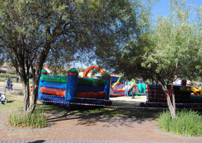 Gladiator Inflatables Funday 55