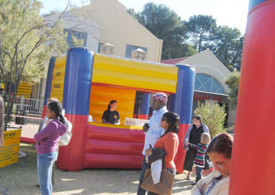 Gladiator Inflatables Funday 61