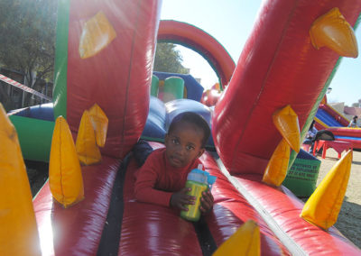Gladiator Inflatables Funday 63