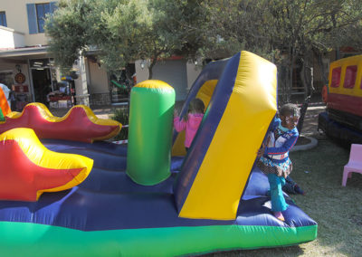 Gladiator Inflatables Funday 65