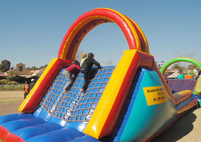 Gladiator Inflatables Funday 66