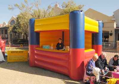 Gladiator Inflatables Funday 68