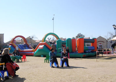 Gladiator Inflatables Funday 72