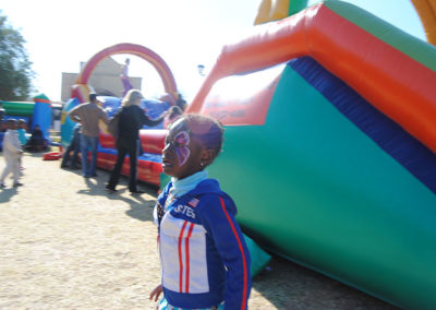 Gladiator Inflatables Funday 73