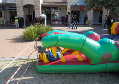 Gladiator Inflatables Funday 77