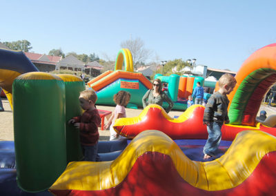 Gladiator Inflatables Funday 80