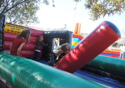 Gladiator Inflatables Funday 81