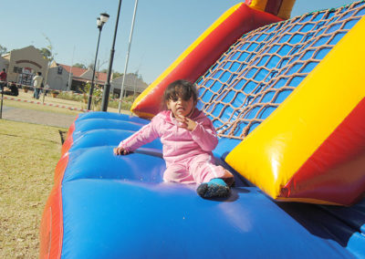 Gladiator Inflatables Funday 84