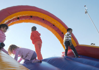 Gladiator Inflatables Funday 86