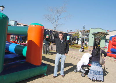 Gladiator Inflatables Funday 87