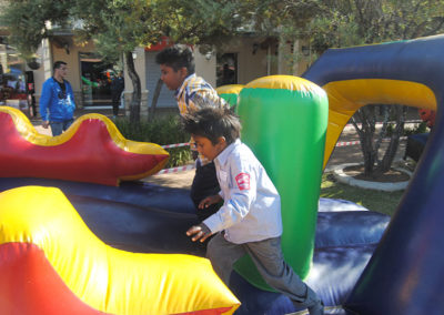 Gladiator Inflatables Funday 88