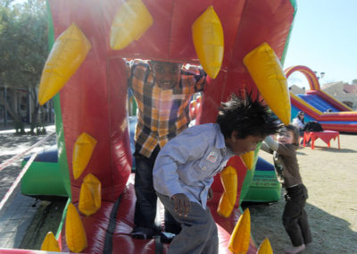 Gladiator Inflatables Funday 89