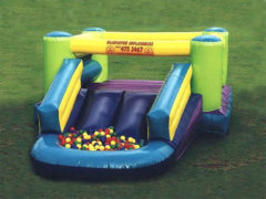 7. 3 in 1 Ball Castle