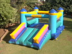 4. Castle with Slide