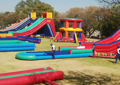 Gladiator Inflatables Funday 25