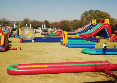 Gladiator Inflatables Funday 26
