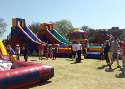 Gladiator Inflatables Funday 27