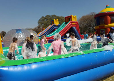 Gladiator Inflatables Funday 29