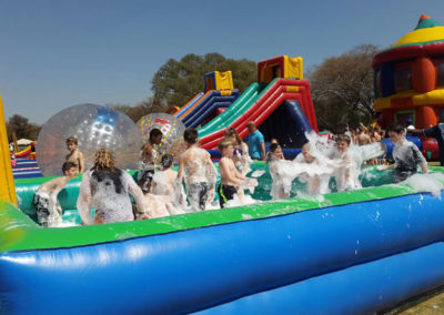 Gladiator Inflatables Funday 30