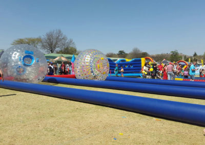 Gladiator Inflatables Funday 32