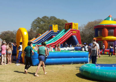 Gladiator Inflatables Funday 34
