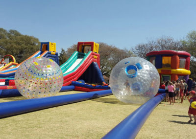 Gladiator Inflatables Funday 35