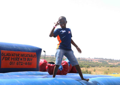 Gladiator Inflatables Funday 22