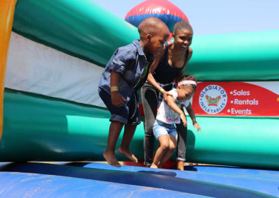 Gladiator Inflatables Funday 19