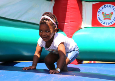 Gladiator Inflatables Funday 20