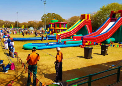 Gladiator Inflatables Funday 13