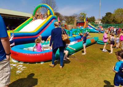Gladiator Inflatables Funday 14