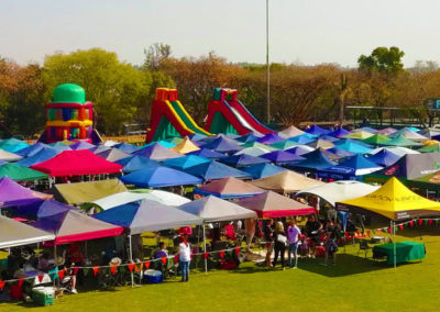 Gladiator Inflatables Funday 12