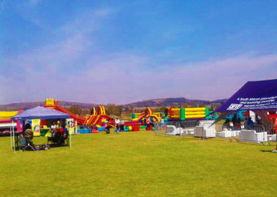 Gladiator Inflatables Funday 17