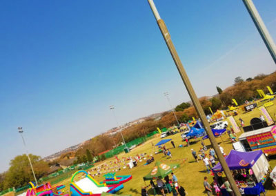 Gladiator Inflatables Funday 16