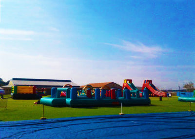 Gladiator Inflatables Funday 15