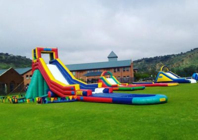Gladiator Inflatables Funday 2
