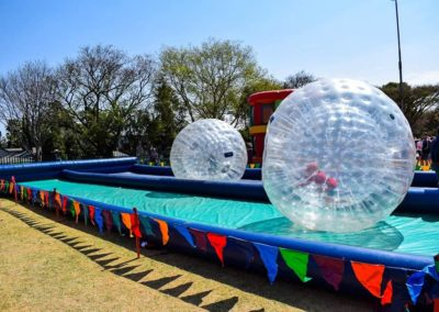 Gladiator Inflatables Funday 3