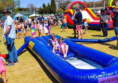 Gladiator Inflatables Funday 4