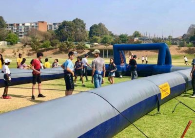 Gladiator Inflatables Funday 6